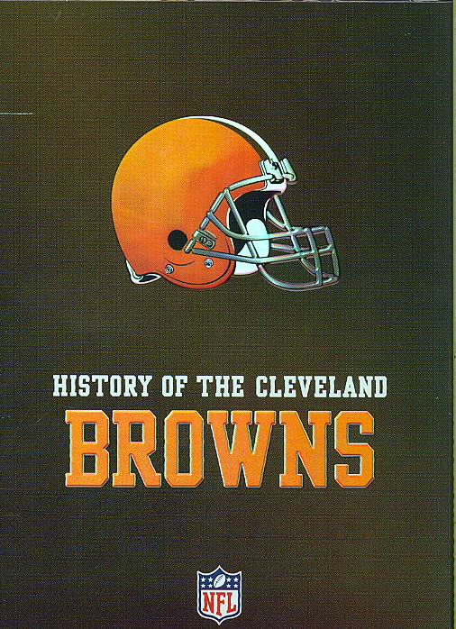 NFL HISTORY OF THE CLEVELAND BROWNS (DVD) [2 DISCS]